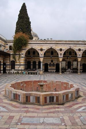 damascus: Palace azem a residence located in Syria Damascus