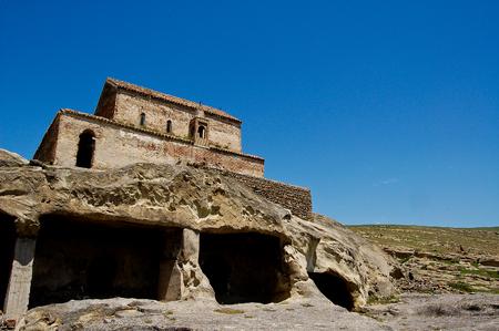 Divine Castle � Cave Town Uplistsikhe,georgia
