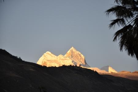 alpamayo: Huandoy- Cordillera blanca
