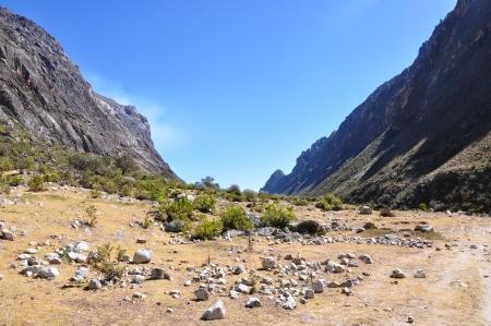 Trek Santa Cruz - Cordillera blanca