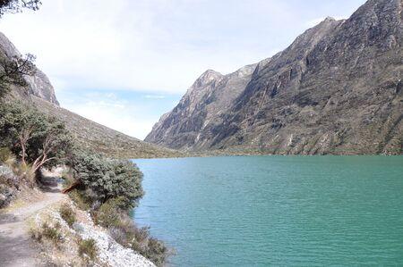 cordillera: Trek Santa Cruz - Cordillera blanca