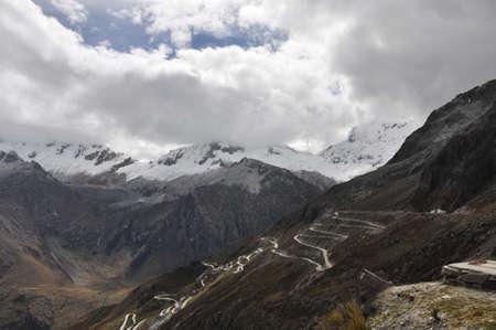 Cordillera blanca - Nevado Pisco