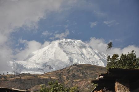 cordillera: Cordillera blanca - Huascaran