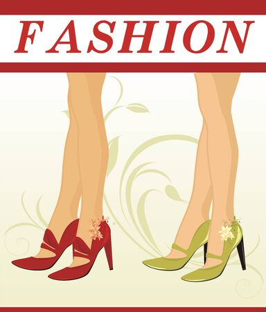 womanish: Stylish female shoes