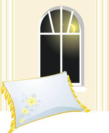 Time of sleep Stock Vector - 9129870