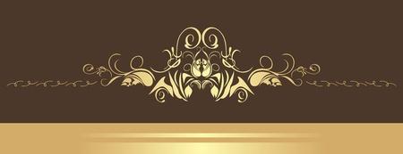 rococo: Decorative border
