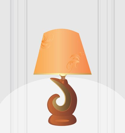 lampshade: Night lamp