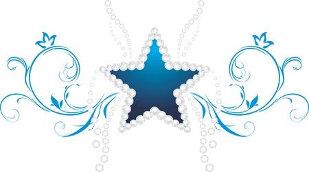 diamond clip art: Shining star. Decorative symbol