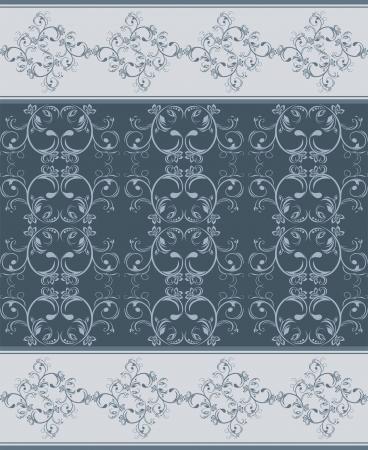 Pattern of eastern ornamental background