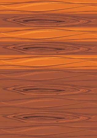 veneer: Wooden background Illustration