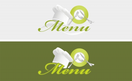 Two menu templates