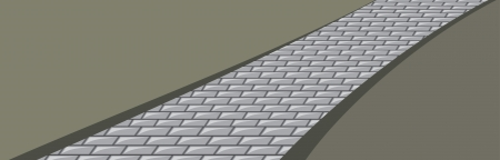driveways: Paving stone  Background