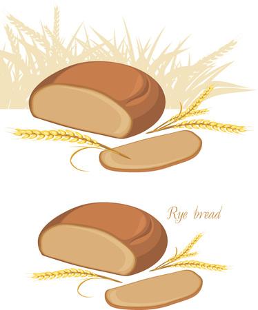 centeno: Pan de centeno y trigo o�dos