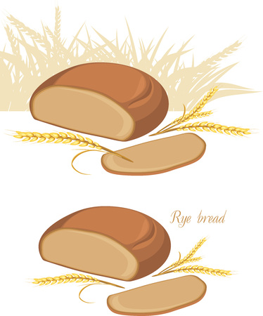 deliciously: Rye bread and wheat ears