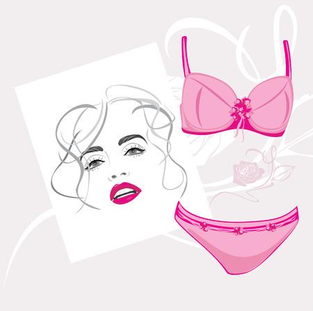 undergarment: Women underwear