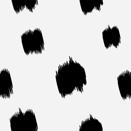 dalmata: Sfondo dalmata. Seamless texture Vettoriali