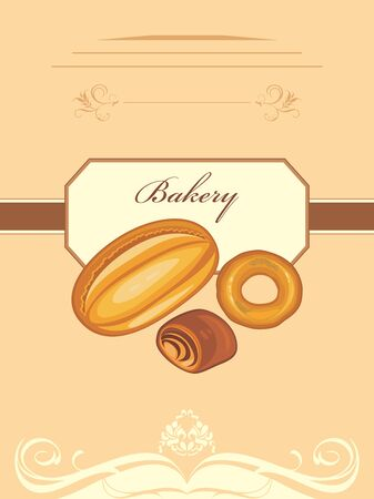 deliciously: Bakery. Wrapping design