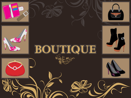 suede belt: Boutique. Design for shop