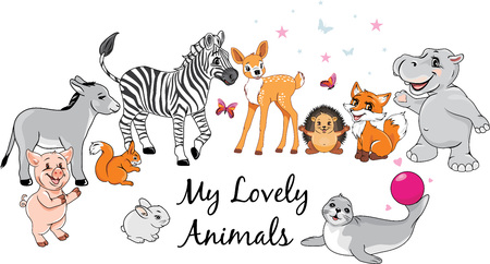 My lovely animals