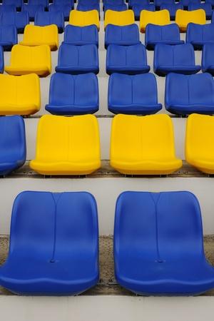stadium seats photo