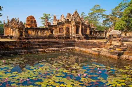 Maung Tam Kasteel in Thailand