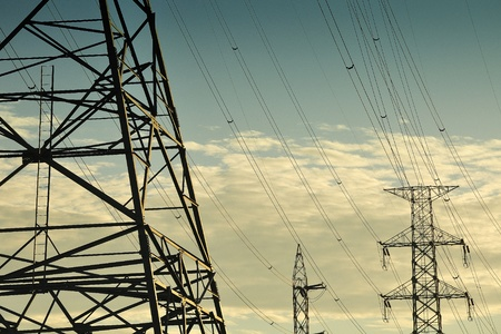 Power Transmission Line photo