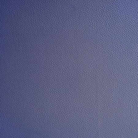 青い革の質感