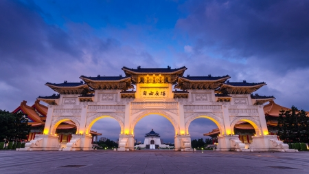 chiang kai shek memorial hall: Taipei Chiang Kai Shek memorial hall