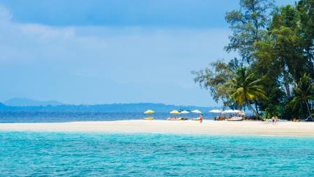 kood: Beautiful tropical beach at Koh Kood island, Thailand