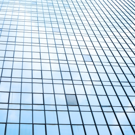 Glass facade of modern building Stock Photo - 22771947