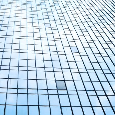 Glass facade of modern building Stock Photo - 22771947