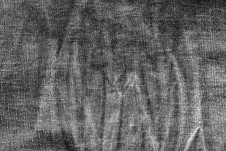 fade: Texture of old blue jeans textile close up with fade from long time used Stock Photo