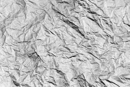 rough: Rough wrinkled paper texture background Stock Photo