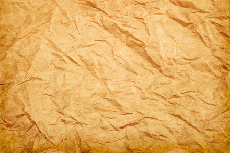 wrinkled: Rough wrinkled paper texture background vintage style Stock Photo