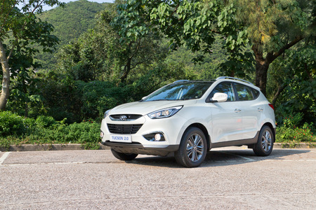 Hyundai TUCSON 2.0 2013 Model Korea SUV