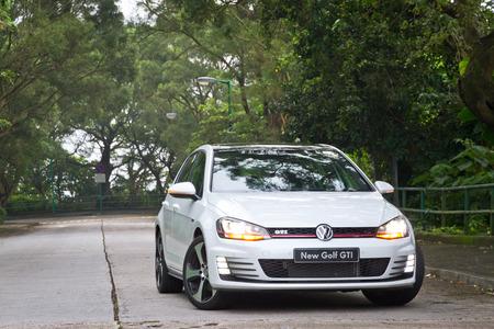 Volkswagen New Golf GTI 2013 Model Hot Sportback Car