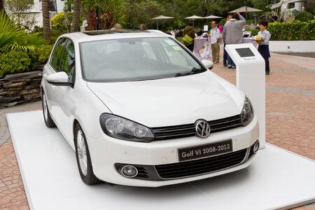 media event: Volkswagen Golf VI 2008-2012 Model in media event