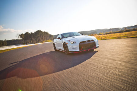 Nissan GT-R Nismo Version in 2014 Market