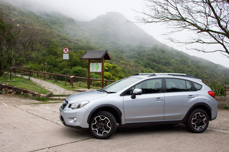 Subaru XV SUV 2012. This is city SUV. Good size run in city.