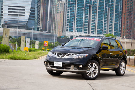 nissan: Nissan Murano 2012. This is new design on Japan SUV car.