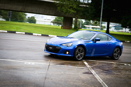 Subaru BRZ 2012, new model line up in sport car series  Good handling and afforable price
