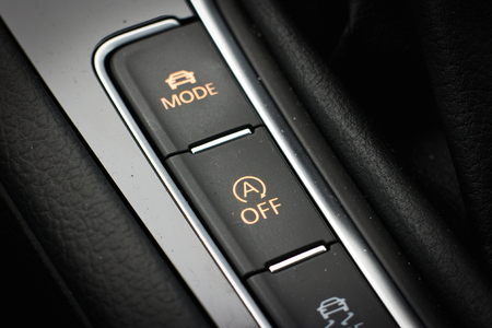 Engine Auto Stop Botton, when u stop the car, the engine auto\ off. this for save gas.