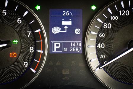 infiniti: Infiniti Q70L Hybrid Speed Dashboard