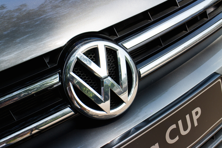 mpv: Volkswagen Logo