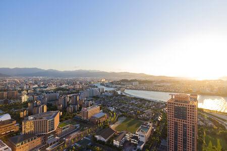 Fukuoka Tower Reklamní fotografie