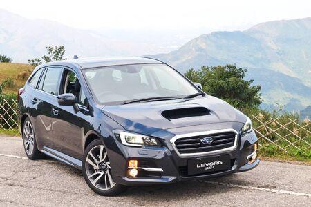 subaru: Subaru All New Levoge 2016