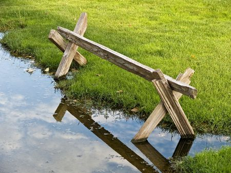 barrier: Barrier by cart