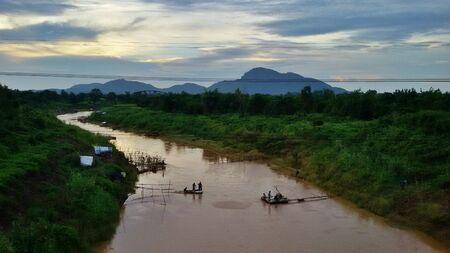 pesquero: La pesca continental