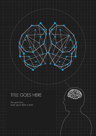 brain illustration: brain illustration