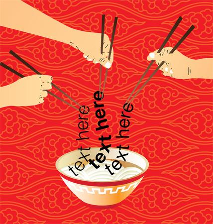 chopsticks: chopsticks illustration